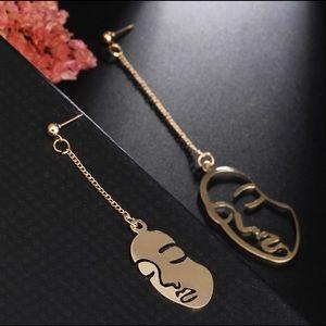 Jewelry - 🍁 Abstract Art Earrings 🍁